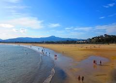 Día de verano (eitb.eus) Tags: eitbcom 16599 g1 tiemponaturaleza tiempon2019 playa gipuzkoa hondarribia josemariavega
