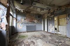 IMG_6686 (mookie427) Tags: urbex urban exploration exploring explore explorers ue derelict dereliction abandonment abandoned decay decayed empty vacant hospital tuberculosis tb sanitarium uk
