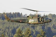 5D-HR  /  Austrian Air Force  /  Bell 212 (Peter Reoch) Tags: 5dhr austrian air force bell 212 austrianairforce austria agustabell ab212 b212 agusta eufor helicopter chopper military combat attack assault airshow zeltweg airpower airpower19 european union bosnia herzegovina