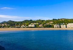 Día de playa (eitb.eus) Tags: eitbcom 16599 g155467 tiemponaturaleza tiempon2019 playa gipuzkoa hondarribia josemariavega