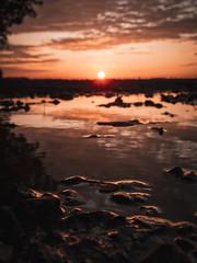 (Patryk Rejdych) Tags: polska poland sony sonyrx100 sonyalpha outside park forest lake sinset sunrise bokeh
