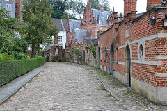 Beguinage Antwerp (jackfre 2 (thx for 22 million visits)) Tags: belgium antwerp beguinage