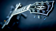 Diamonds Are Forever (ȞᗩᘉƧᘂᑌᗉᗴ) Tags: gibson guitar music
