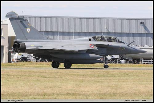 """RAFALE B 304 30-EB ECE1/30 """"insigne 30EC"""" Melun Villaroche septembre 2019"""