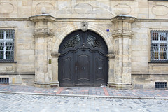 Jakobspl. 5, Bamberg, Germany (kate223332) Tags: bamberg bavaria germany oldcity door entry gateway portal deutschland