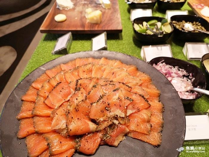 【台北松山】文華Café「饗.吃.吧」六星級飯店buffet吃到飽 @魚樂分享誌
