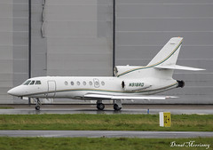 Alpha Charlie LLC. Falcon 50 N918RD (birrlad) Tags: shannon snn international airport ireland aircraft aviation airplane airplanes taxi taxiway takeoff departing departure runway n918rd dassault mystere falcon 50 fa50 alpha charlie llc