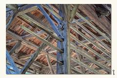 Dach einer Köse (Wastl der Schmied) Tags: technik dach roof holz wood braun brown bauer farmer bauerntum landwirtschaft steiermark österreich austria alt old