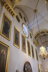 13. Молебен с акафистом Всечестной Игумении монашеских обителей 13.10.2019