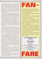 Manchester United vs Southampton - 1982 - Page 11 (The Sky Strikers) Tags: manchester united southampton the milk cup road to wembley old trafford review official season programme 30p
