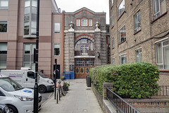 Conway Hall, London, October 2019 (marktandy) Tags: conwayhall conwayhallethicalsociety holborn london october 2019 autumn freethought redlionsquare wc1 southplaceethicalsociety gradeii listed humanist