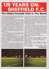 Manchester United vs Southampton - 1982 - Page 19 (The Sky Strikers) Tags: manchester united southampton the milk cup road to wembley old trafford review official season programme 30p
