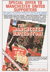 Manchester United vs Southampton - 1982 - Page 20 (The Sky Strikers) Tags: manchester united southampton the milk cup road to wembley old trafford review official season programme 30p
