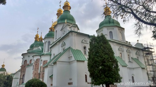 Національний заповідник Софія Київська, осінь  Ukraine  InterNetri 18
