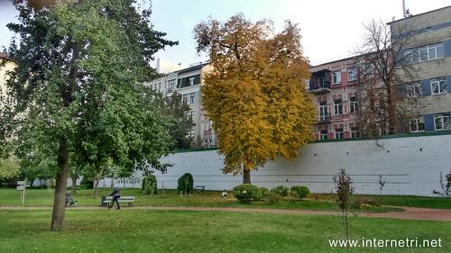 Національний заповідник Софія Київська, осінь  Ukraine  InterNetri 09