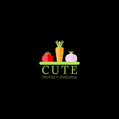 CUTE Logo (Designer_MMM) Tags: awesome angry card valentine pad fashion stationary madical flayer creative creativedesign yogaflayer education bundel business blue inviolable corporate cd choir cv school juice office music plastic