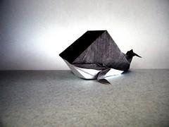 Ballena - Edu Solano (Rui.Roda) Tags: origami papiroflexia papierfalten baleine baleia whale ballena edu solano