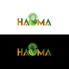 HAOMA Company Logo (Designer_MMM) Tags: awesome angry valentine card madical fashion plastic flayer creative creativedesign stationary yogaflayer education cv inviolable business blue bundel pad professional lps sports corporate simply template