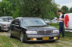 1996 Nissan Cima 4.1 V8 (rvandermaar) Tags: 1996 nissan cima 41 v8 nissancima infiniti q y33