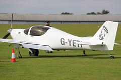 G-YETI (GH@BHD) Tags: gyeti europaaviation europaaviationeuropa europa laarally2019 sywellairfield laa laarally sywell aircraft aviation microlight