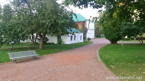 Національний заповідник Софія Київська, осінь  Ukraine  InterNetri 10