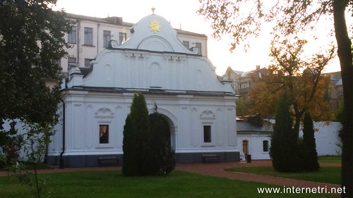 Національний заповідник Софія Київська, осінь  Ukraine  InterNetri 08