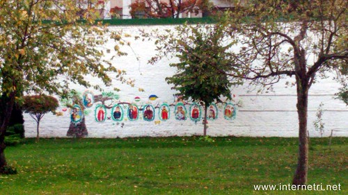 Національний заповідник Софія Київська, осінь  Ukraine  InterNetri 06