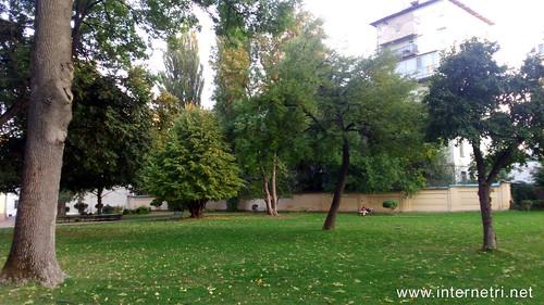 Національний заповідник Софія Київська, осінь  Ukraine  InterNetri 05