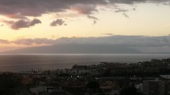 20190116_193204 (rugby#9) Tags: tenerife canaryislands canaries ocean cloud clouds sea tree lagomera trees palmtree palmtrees sunset sky