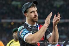 Tyrone Mcarthy-2345 (G I Lyons) Tags: rugbyleague betfredsuperleague grandfinal oldtrafford salfordreddevils sthelens saints trafford greatermanchester unitedkingdom