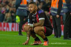 Krisnan Inu-8668 (G I Lyons) Tags: rugbyleague betfredsuperleague grandfinal oldtrafford salfordreddevils sthelens saints trafford greatermanchester unitedkingdom
