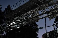 The gate for Solaris (Mandina Music) Tags: 首都高 千駄ヶ谷 fujifilm xt30 xf35mmf14 tokyo 新国立競技場 オリンピックスタジアム newnationalstadium