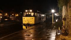 Damp night (Duck 1966) Tags: 31271 a1alocomotives emrps llangollenrailway nightime darkness