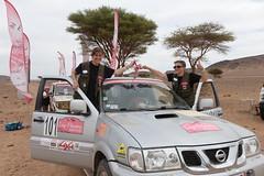 Cap Fémina Aventure 2019 | Ligne d'arrivée