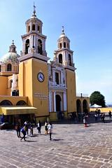 IMG_5731 (Brëgor_Baggins) Tags: church puebla mexico canon église historic outside city extérieur