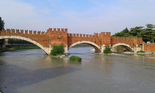 Castelvecchio . Verona