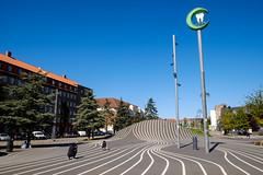 Den Sorte Plads (Håkan Dahlström) Tags: 2019 by copenhagen den denmark köpenhamn københavn lines nørrebro plads sorte superkilen capitalregionofdenmark f80 xt1 landscape uncropped ³³⁄₁₀₀ev normal 20190824141737112 dng 18mm iso200 ¹⁄₄₀₀sek xf1855mmf284rlmois fujifilmxt1