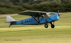 _DSC7609 G-AAZP DH.80A Puss Moth (keithbrooks) Tags: aircraft airshow oldwarden shuttleworth race day 6th oct 2019 nikond810 tamron150600 g2 topaz ai