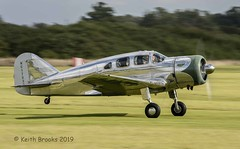 _DSC7344 NC17633 Spartan 7W Executive (keithbrooks) Tags: aircraft airshow oldwarden shuttleworth race day 6th oct 2019 nikond810 tamron150600 g2 topaz ai