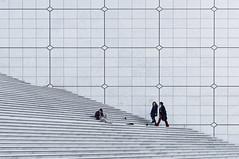 LostInSpace.jpg (Klaus Ressmann) Tags: klaus ressmann omd em1 fparis france larche ladefense peoplestreet spring architecture candid cityscape contemporary flcpeop streetphotography unposed klausressmann omdem1