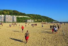 Dia de playa (eitb.eus) Tags: eitbcom 16599 g1 tiemponaturaleza tiempon2019 playa gipuzkoa hondarribia josemariavega