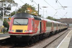 WALLYFORD 43251 (johnwebb292) Tags: wallyford diesel hst class 43 43251 lner