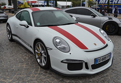 PORSCHE 911 R (Type 991) - 2016 (SASSAchris) Tags: porsche 911 911r r 991 type991 stuttgart voiture allemande auto httt htttcircuitpaulricard htttcircuitducastellet ffsa gt4 ffsagt4 paulricard ricard castellet circuit flat 6 flat6