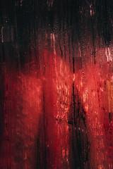 Butcher Shop (Marc Pennartz) Tags: antwerp street belgium abstract red rain