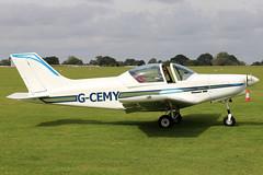 G-CEMY (GH@BHD) Tags: gcemy alpiaviation alpiaviationpioneer300 pioneer300 pioneer laarally2019 sywellairfield aircraft aviation microlight