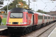 WALLYFORD 43239 (johnwebb292) Tags: wallyford diesel hst class 43 lner 43239