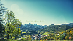 Less Humans, More Nature (~FreeBirD®~) Tags: austria steiermark styria hills mountains valleys nature view aerialview visit ridingfreebird explore motorcyclinginaustria austrianviews bestof alps bestroads oesterreich