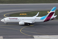 Eurowings Boeing 737-86J D-ABKJ (c/n 37749) (Manfred Saitz) Tags: vienna airport schwechat vie loww flughafen wien eurowings boeing 737800 b738 738 dabkj dreg