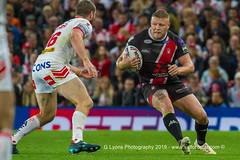 Josh Jones-8648 (G I Lyons) Tags: rugbyleague betfredsuperleague grandfinal oldtrafford salfordreddevils sthelens saints trafford greatermanchester unitedkingdom