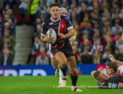 Niall Evalds-8662 (G I Lyons) Tags: rugbyleague betfredsuperleague grandfinal oldtrafford salfordreddevils sthelens saints trafford greatermanchester unitedkingdom
